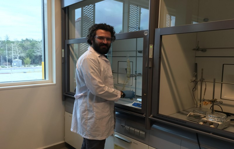 One of our group member, Mustafa Ciftci, has been selected to participate in the 67th Lindau Nobel Laureate Meeting as the only Ph.D. student from Turkey.