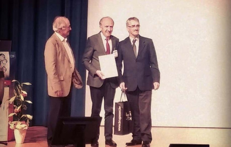 Prof. Yusuf Yagci has received International Biennial Belgian Polymer Group Award for his outstanding contributions to Polymer Science and his many interactions with Belgian Polymer Groups.