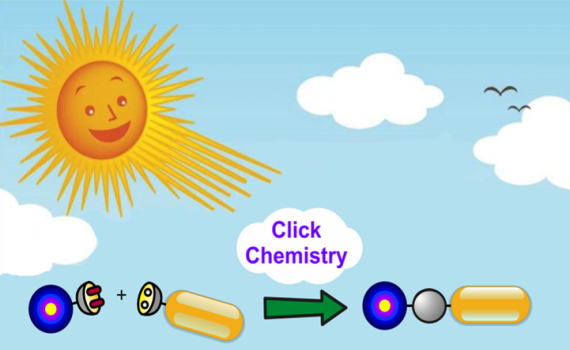 Light-Induced Click Reactions