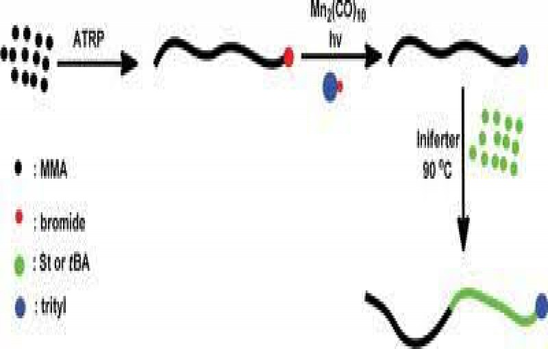 Controlled Synthesis of Block Copolymers by Mechanistic Transformation from Atom Transfer Radical Polymerization to Iniferter Process.
