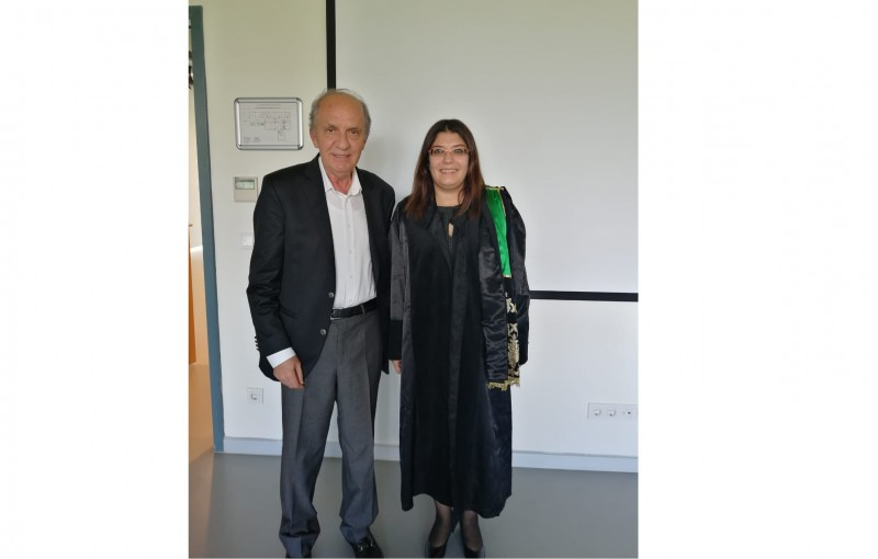Yonca Alkan Goksu, member of Yagci Lab, has successfully defended her PhD thesis.