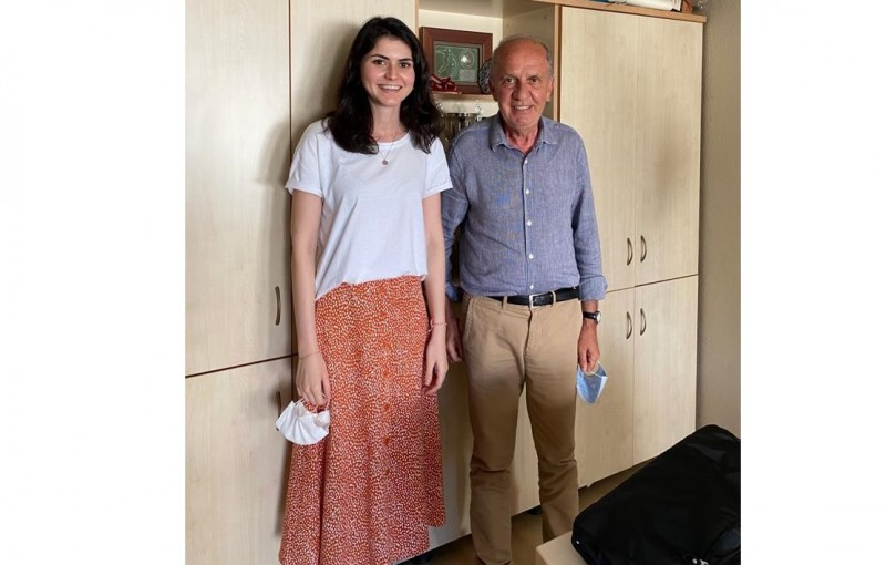 Canan Durukan, member of Yagci Lab, has successfully defended her MSc thesis.