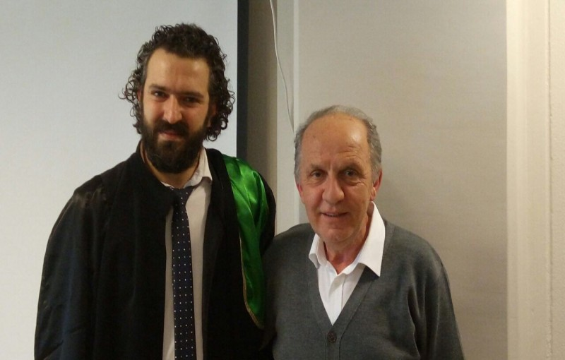Mustafa Ciftci, member of Yagci Lab, has successfully defended his PhD thesis.